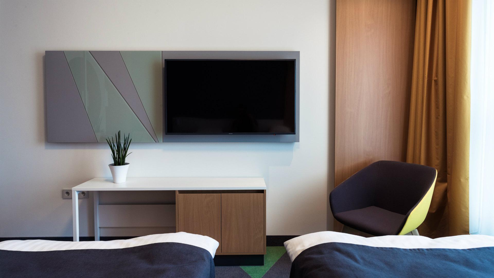Номер Standard  | Отель Sophia